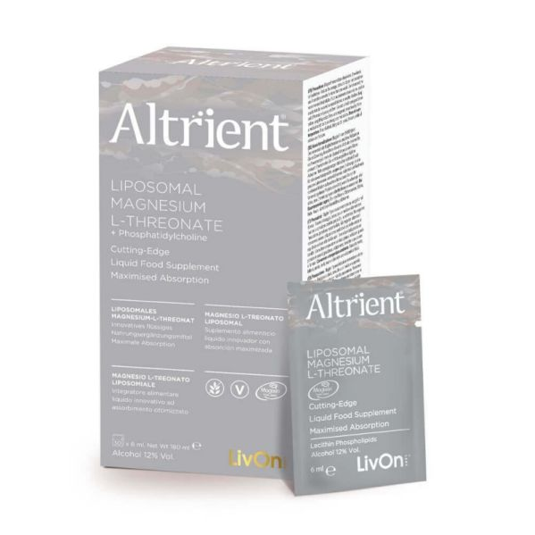 Altrient Liposomal magnesium L-threonate- ZEN Healthcare