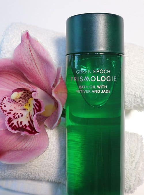 Prismologie Jade & Vetiver Restorative Bath Oil 2- ZEN HEALTHCARE