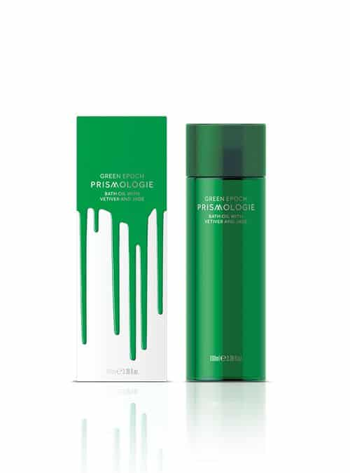 Prismologie Jade & Vetiver Restorative Bath Oil- ZEN HEALTHCARE