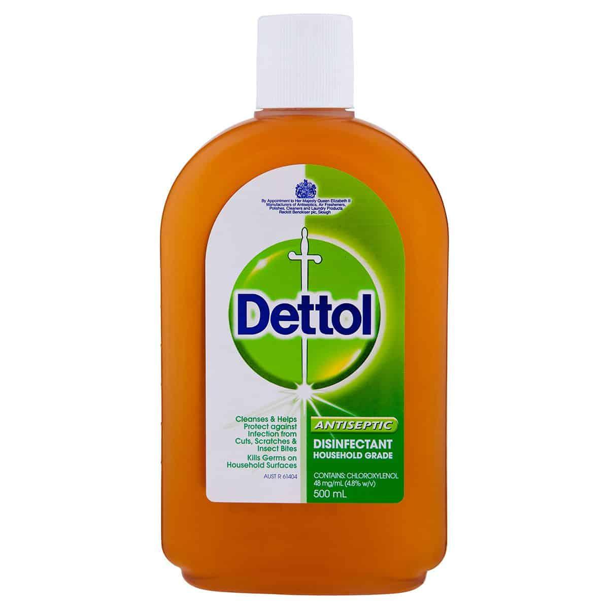 Dettol Classic Antiseptic Liquid 500ml
