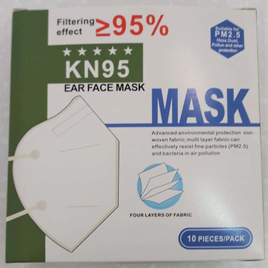 kn95 mask - zen healthcare - london